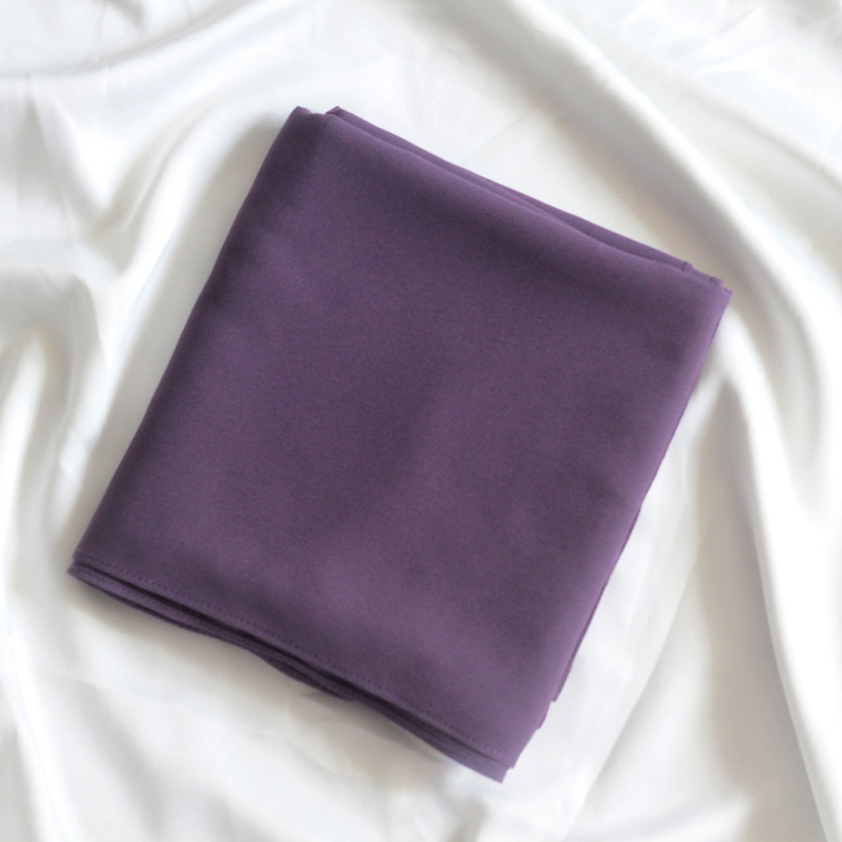 Purple SQUAREX Square Hijab