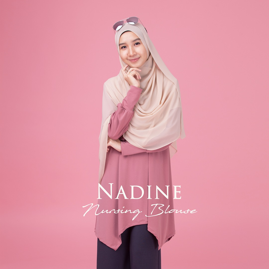 NADINE Nursing Blouse