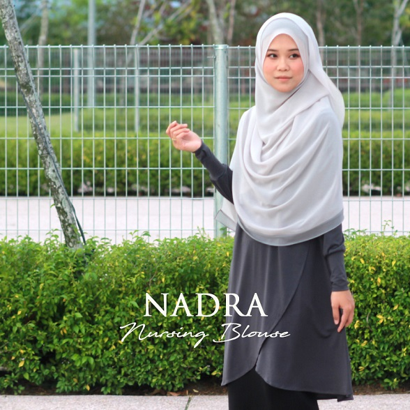 NADRA Nursing Blouse