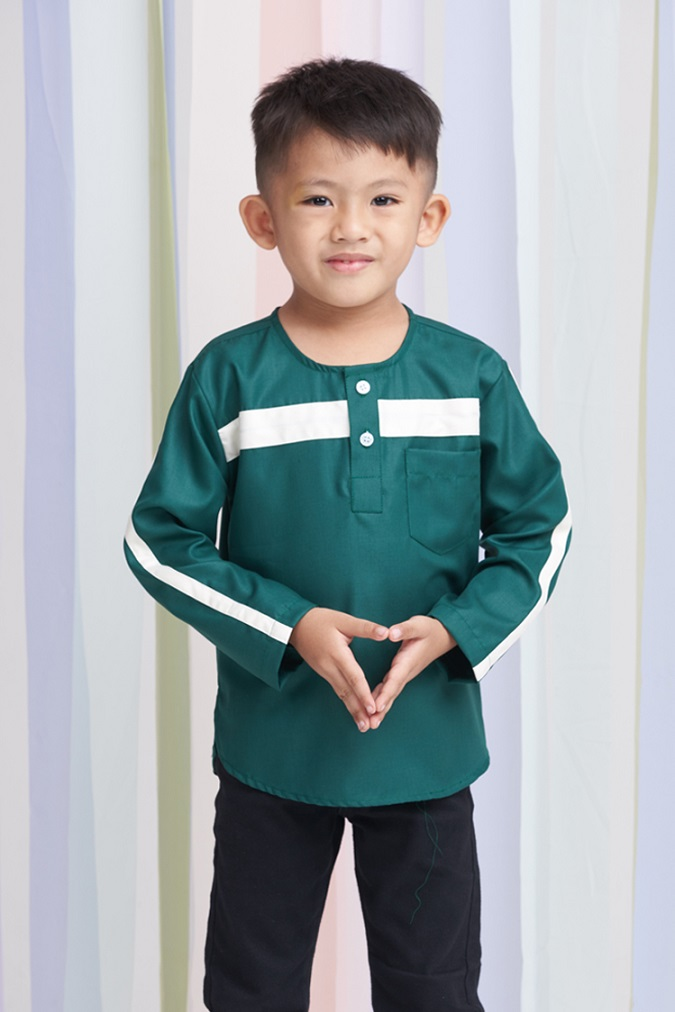 Green GRACE For Boy