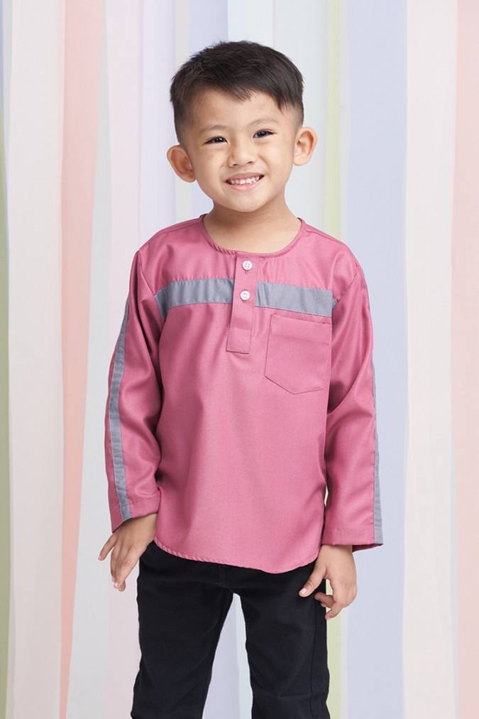 Pink GRACE For Boy