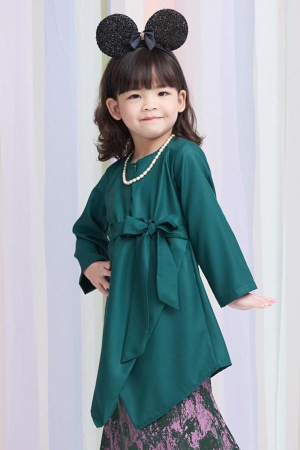 Green GRACE For Girl