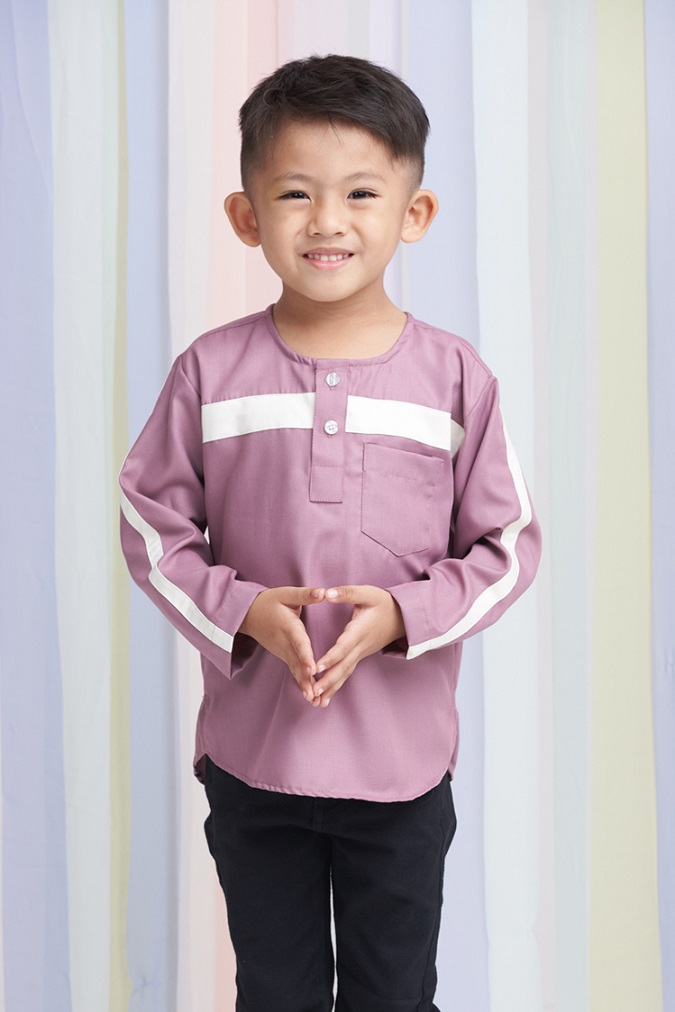 Mauve GRACE For Boy