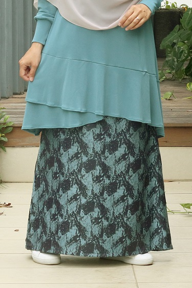 Dark Blue GRACE Skirt