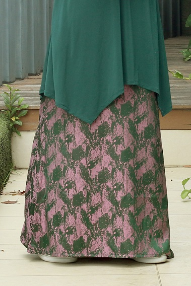 Emerald Green GRACE Skirt