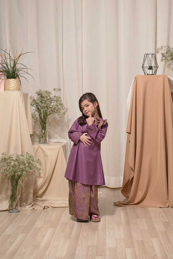 Amethyst Purple BLESS Series For Girl