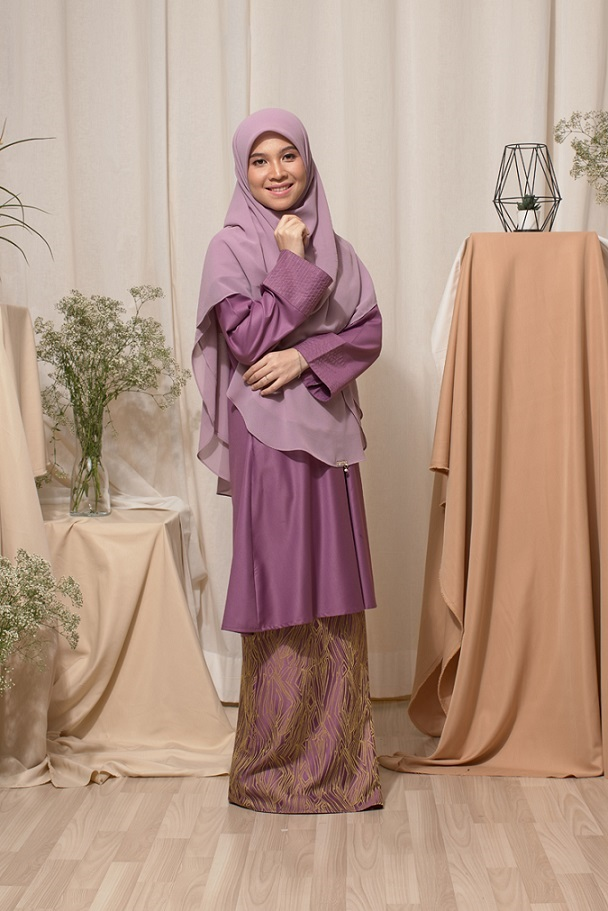 Amethyst Purple BLESS Series For Woman
