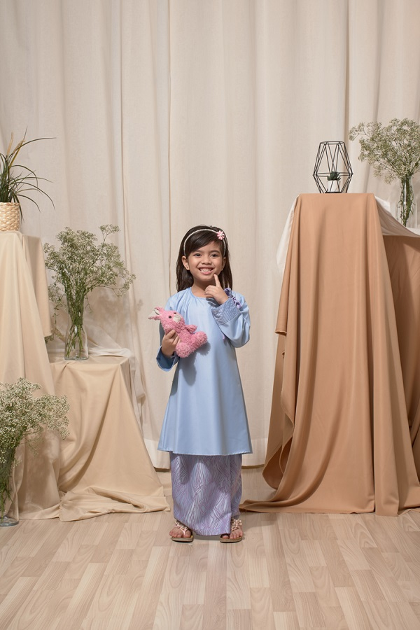 Baby Blue BLESS Series For Girl