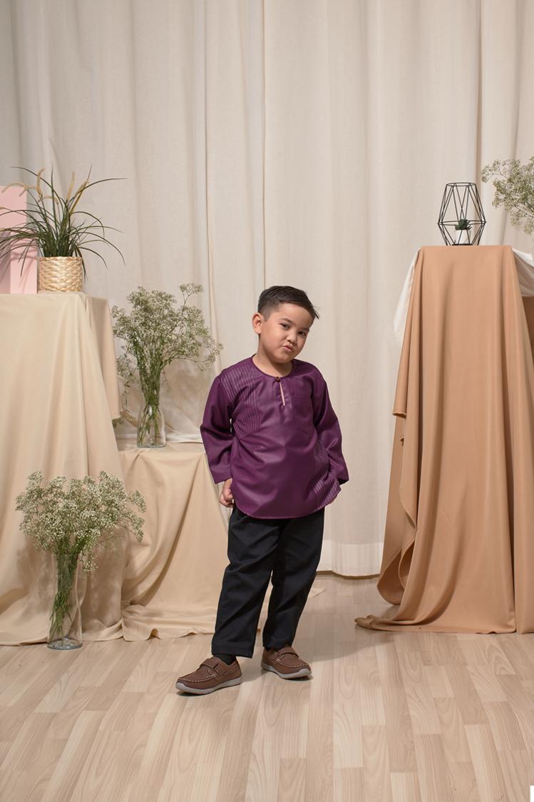 Dark Purple BLESS Series For Boy