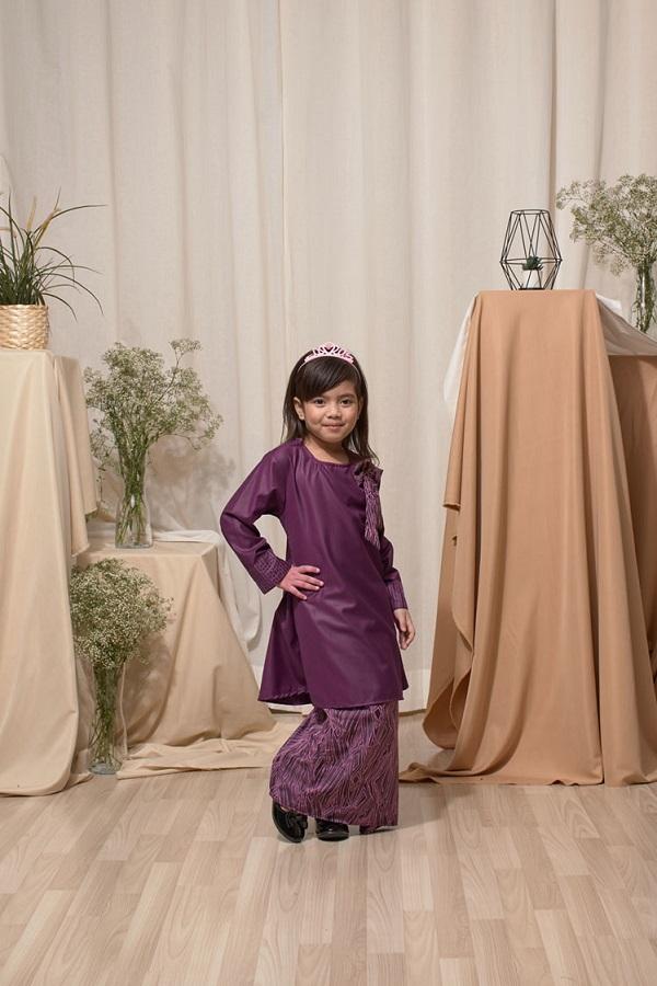 Dark Purple BLESS Series For Girl