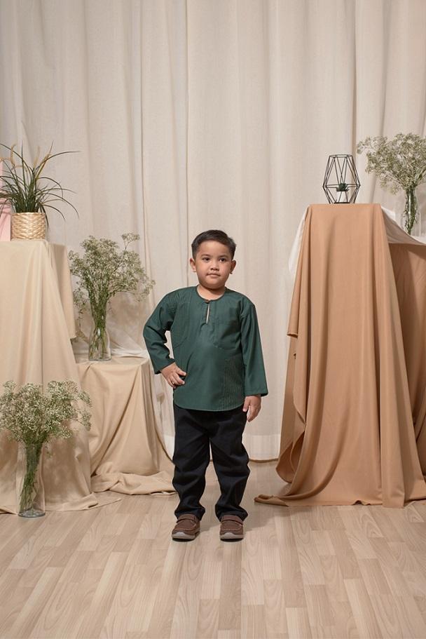 Emerald Green BLESS Series For Boy
