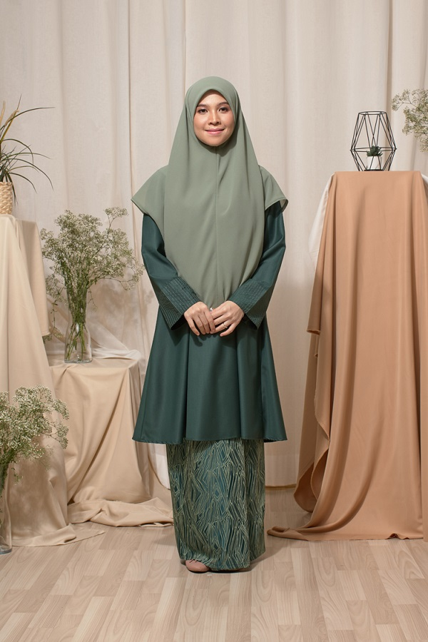 Emerald Green BLESS Series For Woman