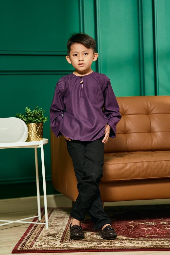Purple FAITH Series For Boy
