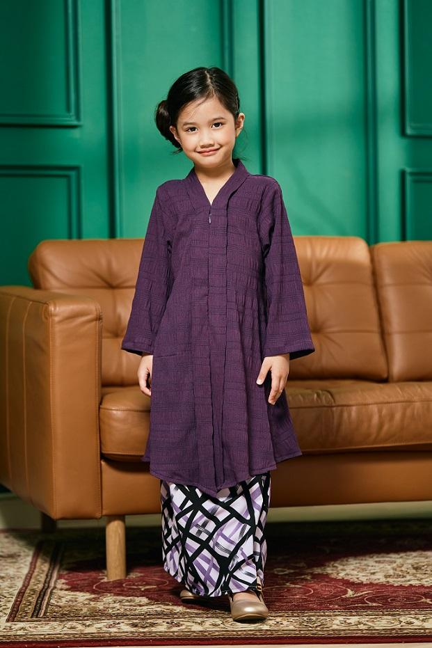 Purple FAITH Series For Girl